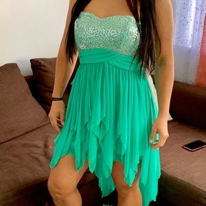 Dresses & Skirts - High Low Prom-Party Dress